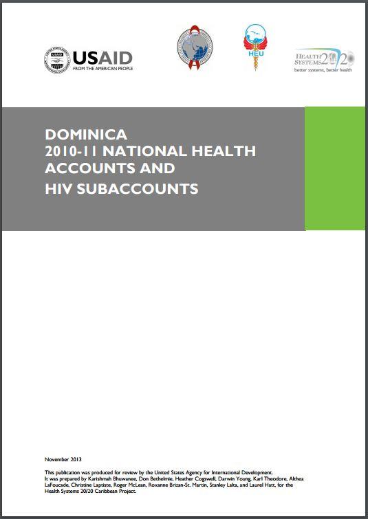 dominica HIV