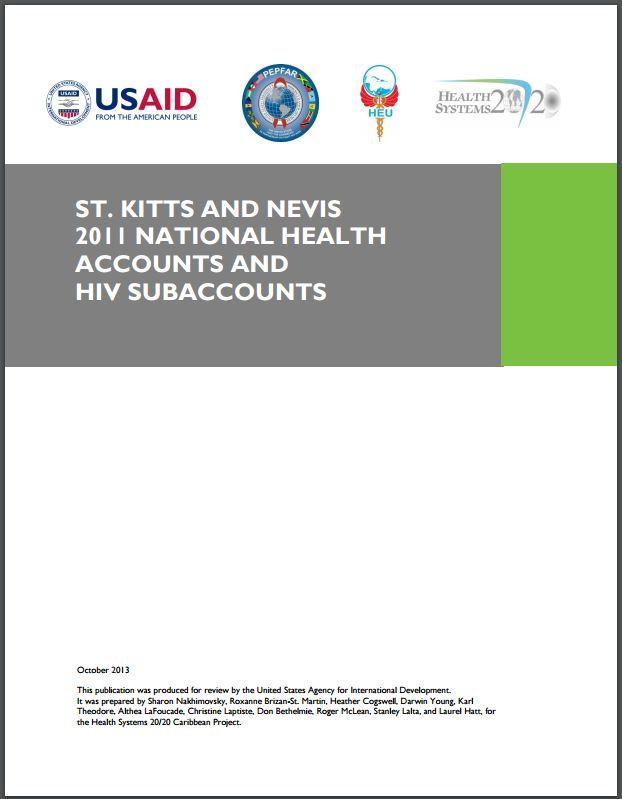st kitts hiv