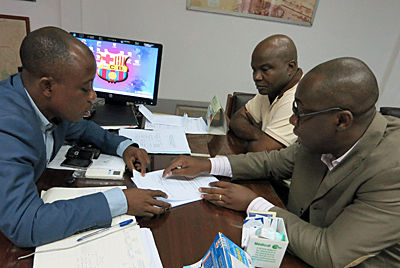 The Director of the CHR in San Pedro, Ivory Coast, Answers a Questionnaire