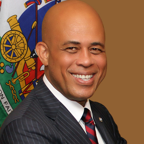 michel martelly headshot