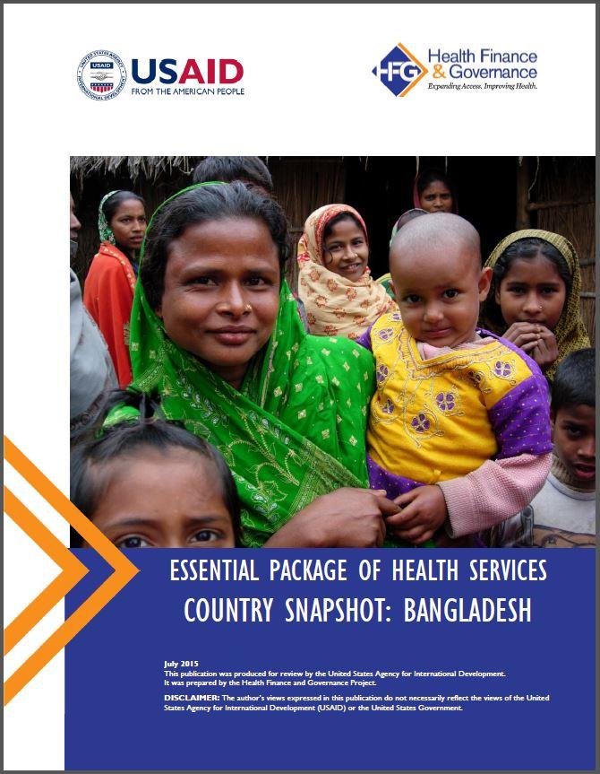 Bangladesh EPHS cover