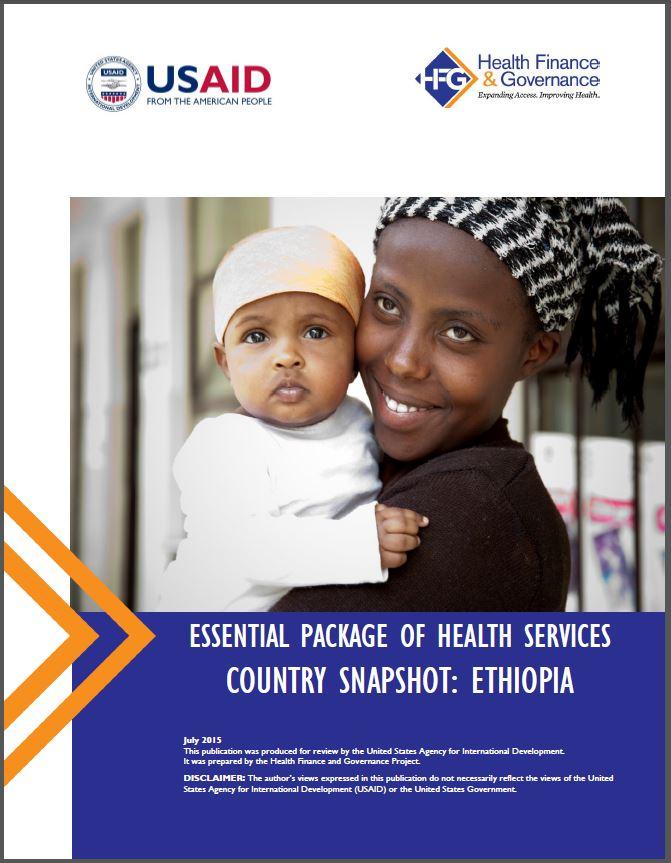 Ethiopia EPHS cover