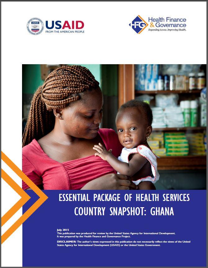 Ghana EPHS cover