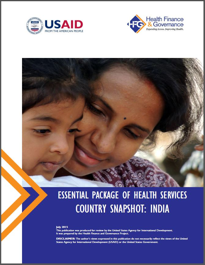 India EPHS cover