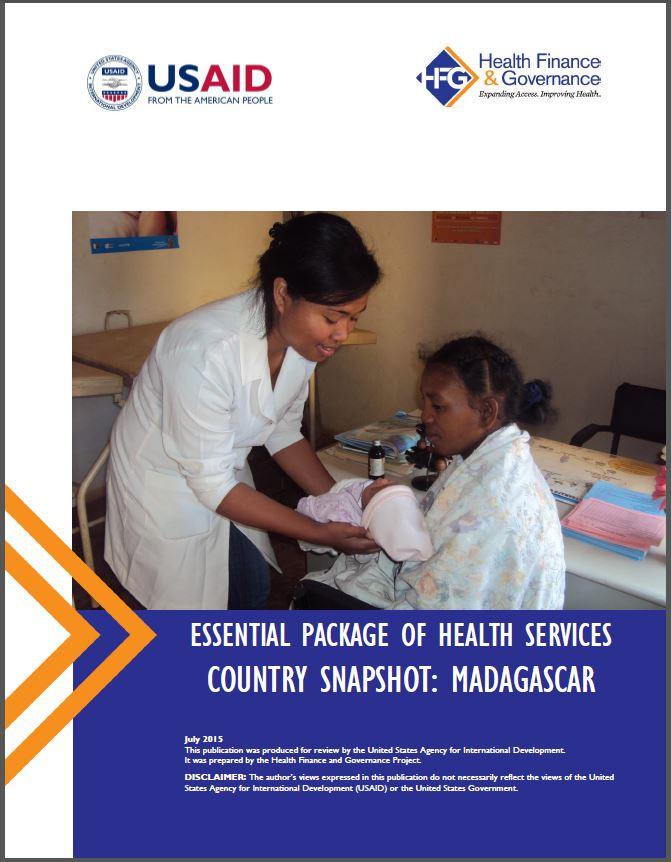Madagascar EPHS cover