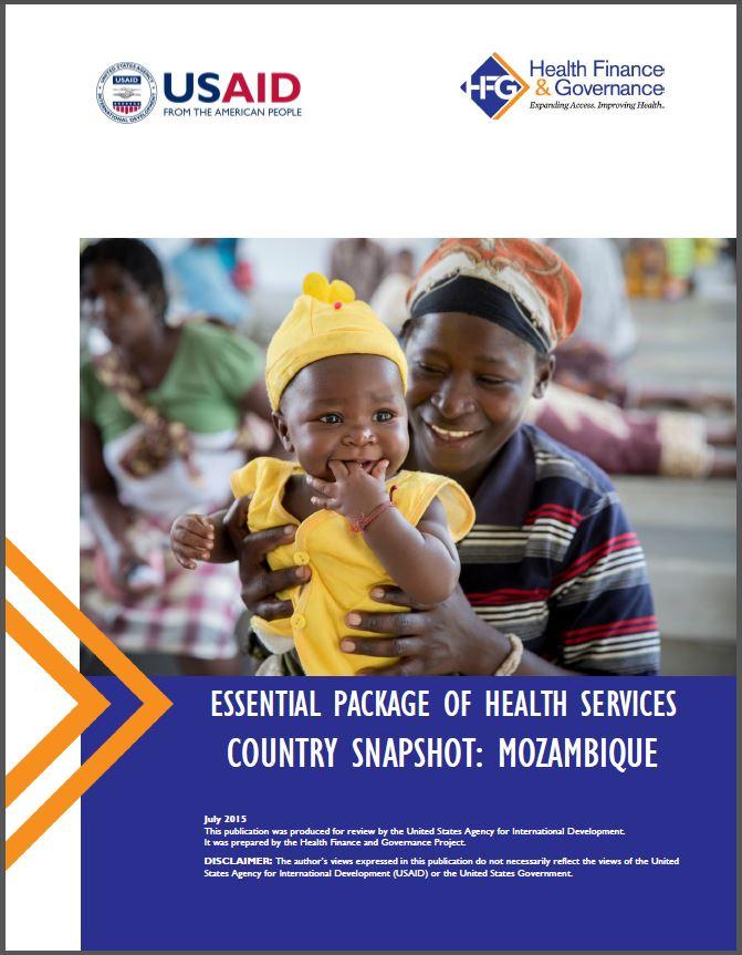 Mozambique EPHS cover