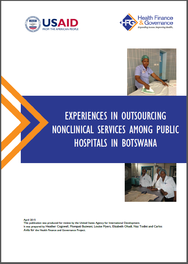 Outsourcing Nonclinical Services Botswana screenshot