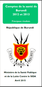 Burundi HA brief