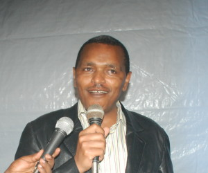 Dr. Kebede Worku, State Minister of the Ethiopian Federal Ministry of Health (FMOH)
