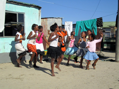Khayelitsha, South Africa. © 2012 Cristi O'Connor, Courtesy of Photoshare