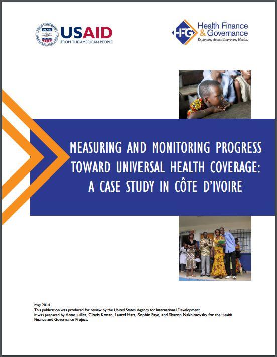 CI UHC report