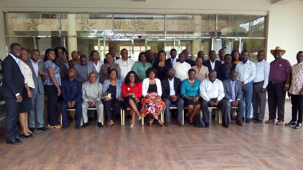 Participants at the one-day Stakeholders Meeting on Health Financing Core Analytics in Cross River State