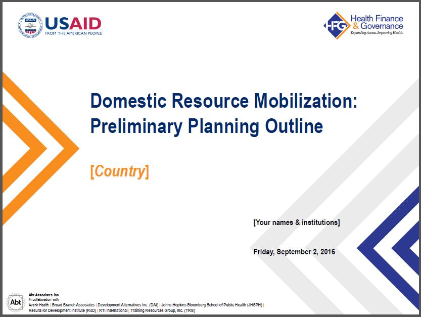 drm-prelim-planning-outline
