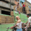 Photo: Men at work in the streets of Kolkata, India. Credit: © 2009 Pooja Das, Courtesy of Photoshare