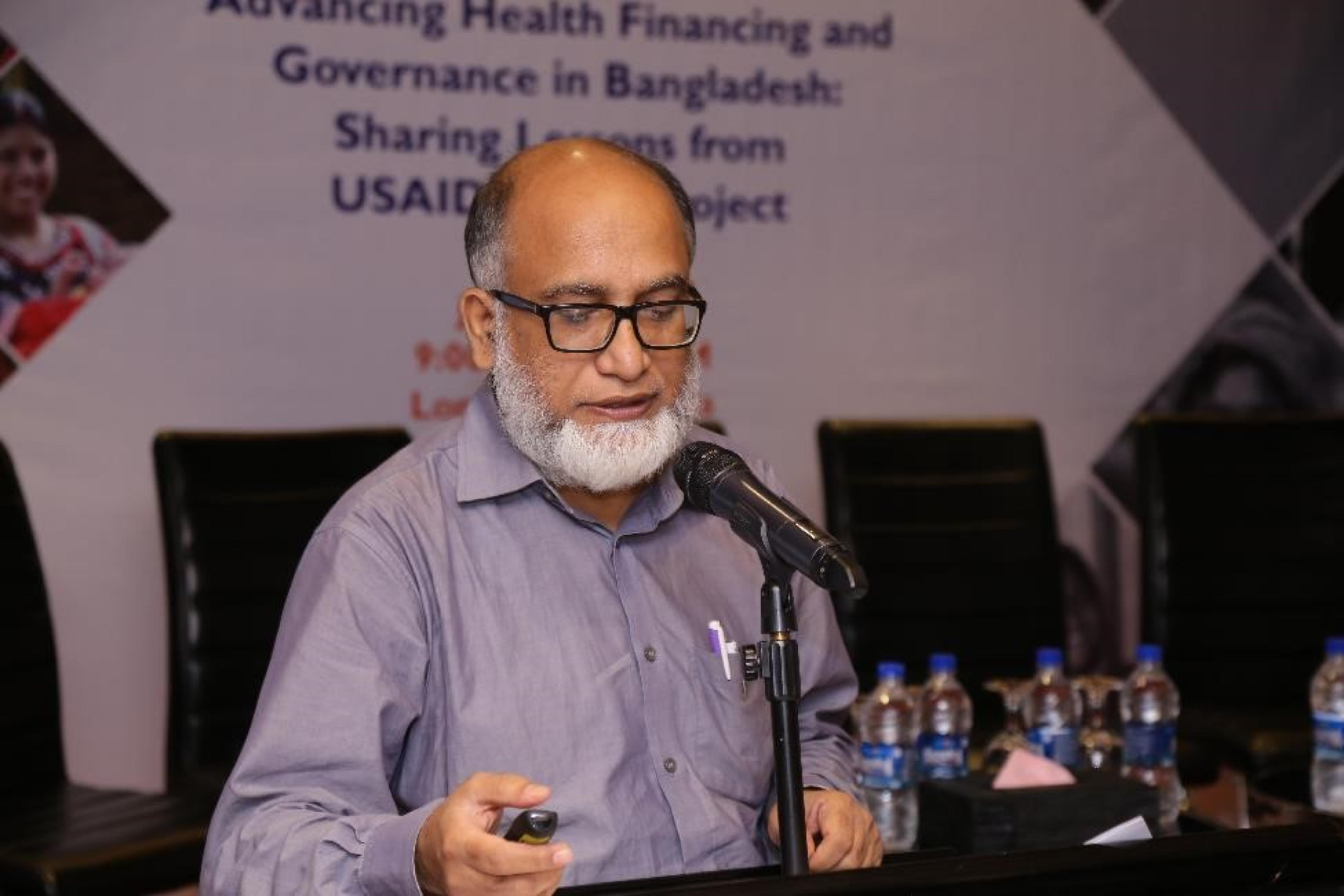 Dr. A. E. Md. Muhiuddin Osmani