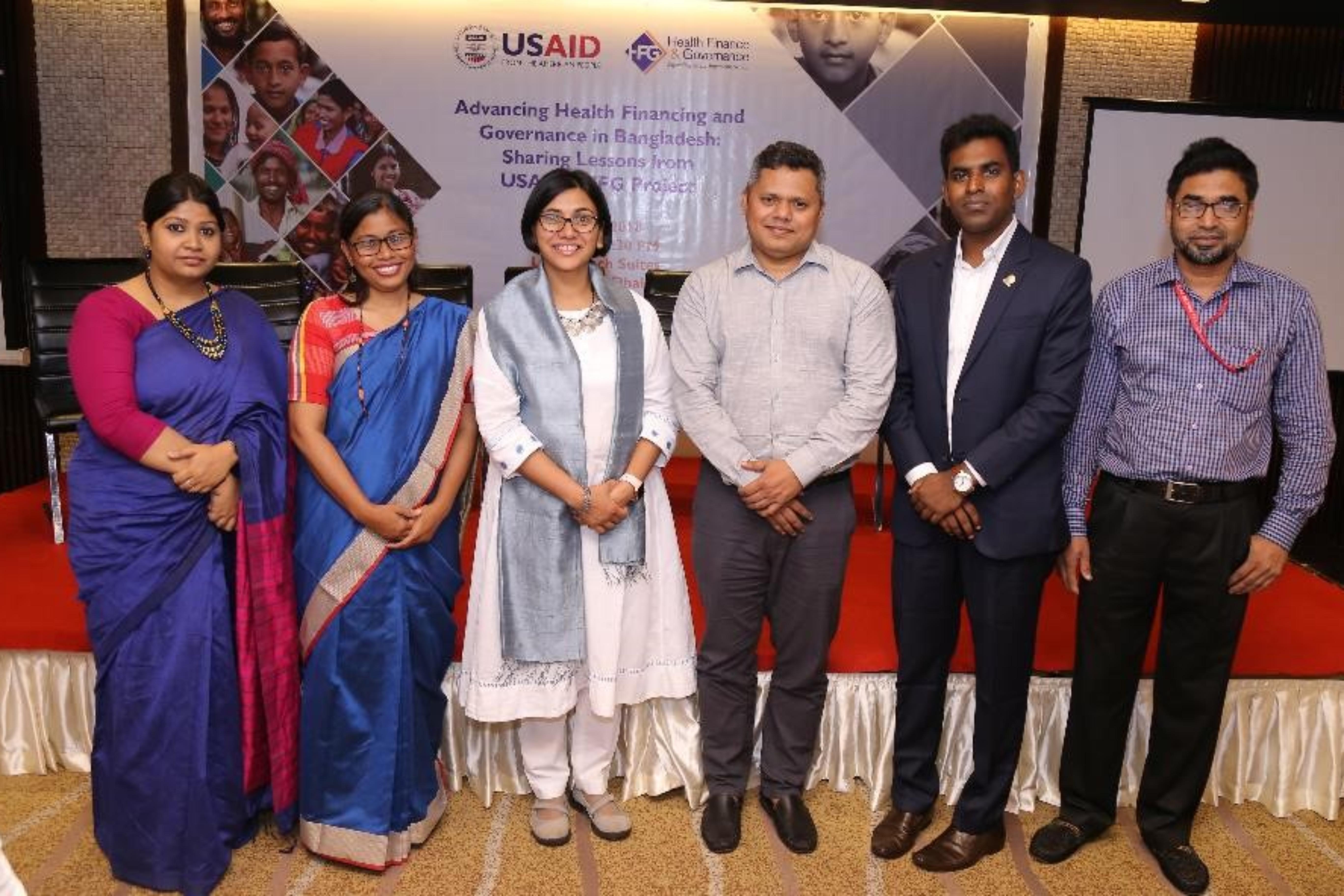 HFG Bangladesh Team
